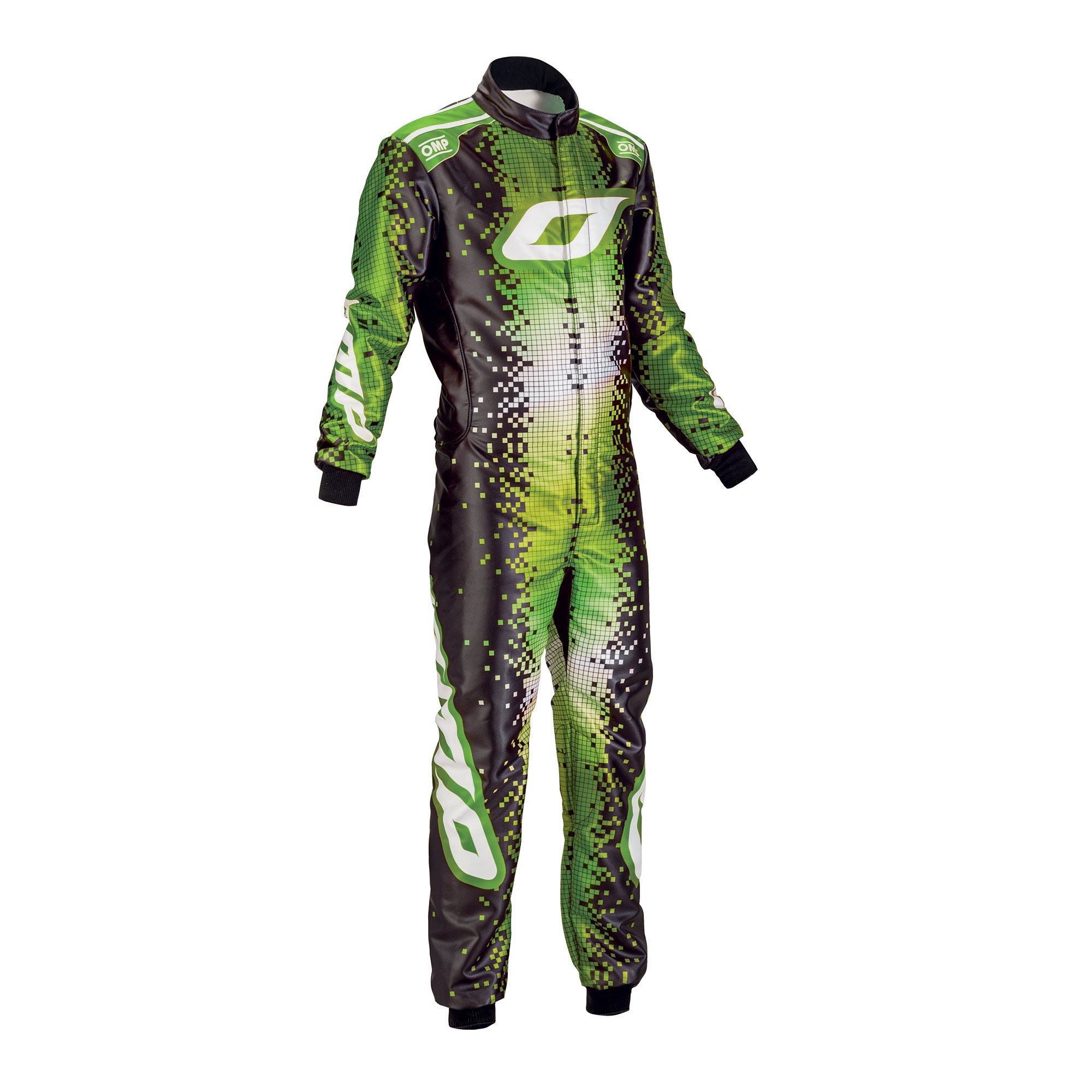 KS ART SUIT-Totally printed kart top suit